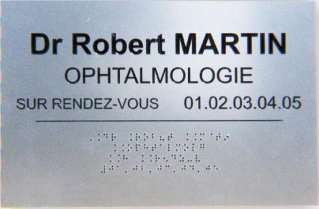 Braille et relief 3